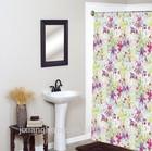 Luxury Curtain /Printed Curtain/Custom Printed Shower Curtain