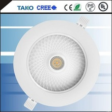 Super quality new arrival high luminous 2014 cob led downlight