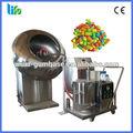 azúcar grageas de la máquina máquina de maní recubrimiento grageas de chocolate de la máquina