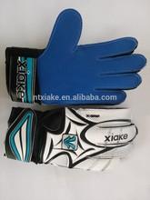 Cheap american football receiver soccer gloves goalkeeper