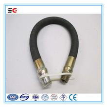 """Hydraulic Hose SAE 100R2AT - 3/8"""" ID - 2 Wire Braid - Hose Only - 50 Feet"""