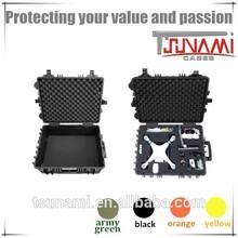 IP67 waterproof case plastic universal tool cases eva plastic case for dji phantom 2 vision plus