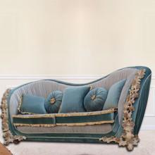Italian furniture laest design sofa flannel fabric 3 seater sofa design set for livingroom
