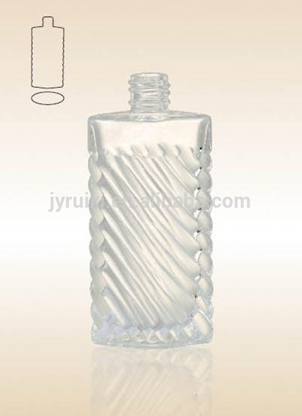 30ml clear glass perfume bottle china