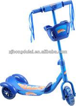 EN71 3 wheeler scooter