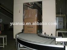 YK-TD01 Italian Technology Full-automatic Carton Bag Inserting Machine for oil,capper