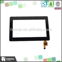 small size 4.3'' capacitive lcd touch screen technology with i2c interface