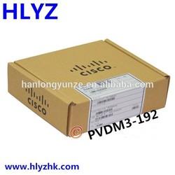 High quality Original licensed PVDM3-192 cisco module