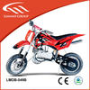 mini moto dirt bike with pull start and CE approved for hot sale made in china
