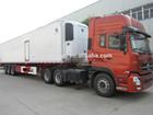 30T freezer semi-trailer truck,large freezer semi-trailer,Thermo king units freezer trailer