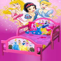 HL-1000 Fashionable And Durable Children Plastic Bed