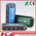 calidad superior de protección de la seguridad de diseño precio barato super mini booster 12 voltios jump start de energía de la batería pack nuevo de la marca