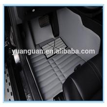 hotsale plastic high elastic carpet mat for car trunk box