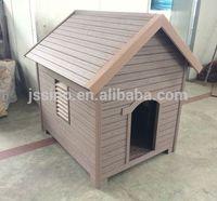wood plastic composite slats dog house for sales