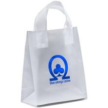 Plastic Material plastic shopping bag for shoe
