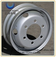 Manufacture Steel Rim For Tire 15'' For Sale
