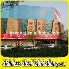 Keenhai OEM Customed Luxury Exterior Wall Cladding Decoration House