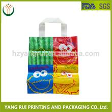 China Wholesale Market Customized Polyester Folding Shopping Bag