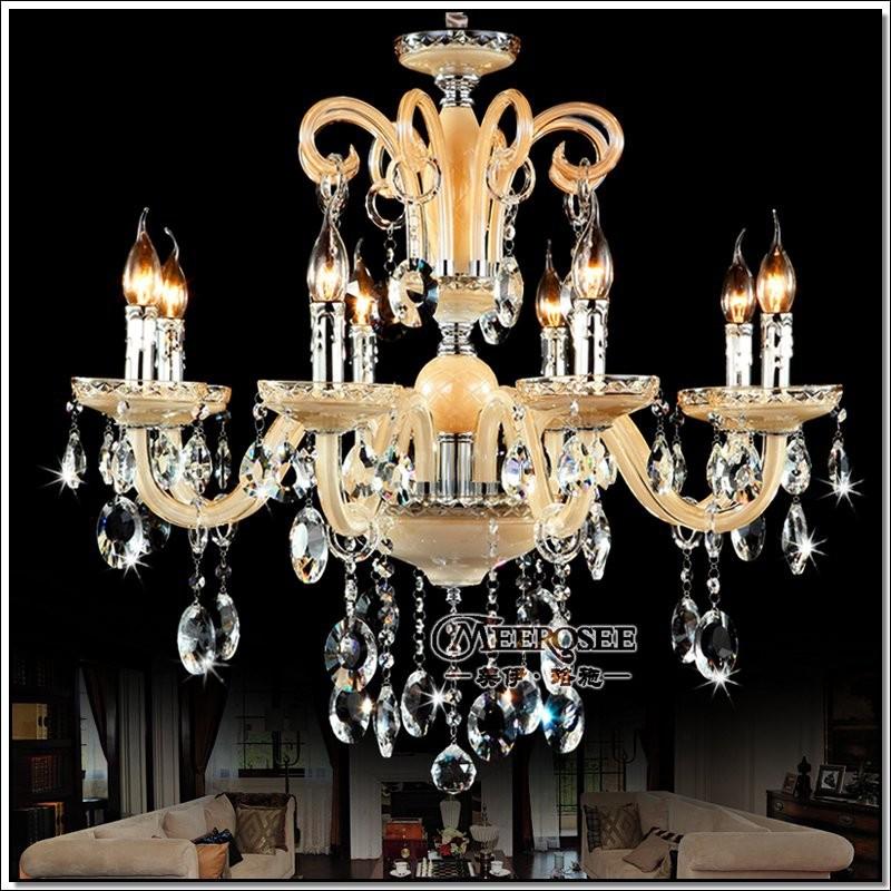 China online shopping crystal pendant light cristal chandelier pendant light for home decor - Chandeliers online shopping ...