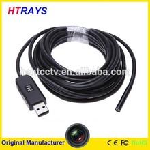 HD 720p 5M tube usb digital otoscope camera waterproof