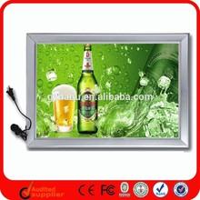 Hot Fashion Aluminum A2 OEM Custom Rectangle Beautiful Adjustable Picture Frame