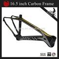 2015 nuova bicicletta prodotti 3k finitura superficie lucida bici da strada in carbonio cina telaio 16,5 pollici cinese in fibra di carbonio telaio della bicicletta