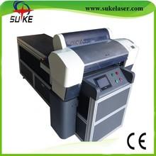 digital flatbed uv printer for objects & white ink printing uv printer