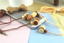 Alibaba best sellers free earphone with earphone splitter, new phone accessories 2015 earphone earbuds factory price