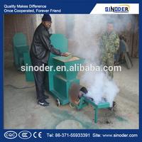 CE approved Wood briquette press machine/charcoal stick machine/rice hull charcoal making machine
