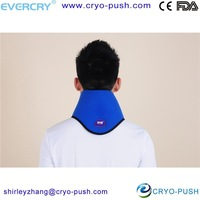Cold / Hot Thermal Therapy Gel Pack Wrap for Neck