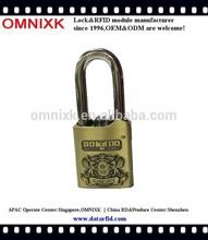 2015 new product alarm padlock siren lock AL-50 for push bikes