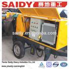 Saidy HBT15-08SC mini concrete pump pump concrete