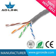 electric cable 100VG-AnyLAN 305 meters ANSI/TIA-568-C.2 cat5 cat5e lan cable