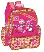 New Design Popular Medium Size Cute School Bag