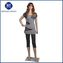 Low price realistic dolls adult plastic female mannequin