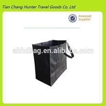 wholesale cotom reusable shopping bag unisex non woven shopping bag