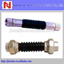 JieNaite environmental protection Union Sphere Threaded Rubber Joints