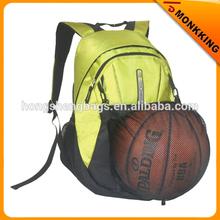 custom basketball backpack made in china