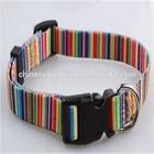 Wholesale custom logo dog collar and lead set