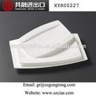 """8""""10""""12""""14""""ceramic dinner rectangular plate"""