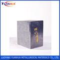 Resina a base de magnesio de aluminio de carbono aislante fuego ladrillo para la industria del acero aplicaciones