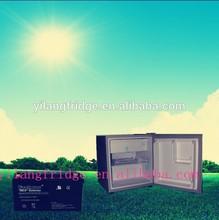 Yilang 50L solar dc 12v refrigerator freezer dc fridge absorption fridge battery refrigerator portable vaccine refrigerator