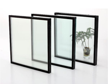 9+12+9 insulated glass curtain wall building glass