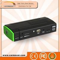 Manufature Portable Power Supplier 14,000mah Car multi-function jump starter for denmark