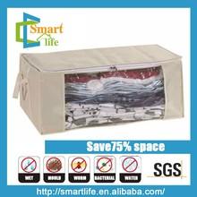 vacuum storage box with Non-woven fabric