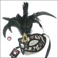 loveliness sexy de encaje pluma máscara de ojo del recorte de la máscara para halloween mascarada fiesta de disfraces vestido de traje de máscara