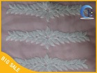 Single African Guipure Cord Lace For Wedding Dress