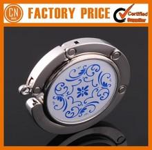 Cheap Logo Custom Metal Handbag Hook