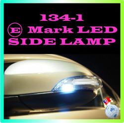 FOR TOYOTA PRIUS C AQUA SPADE FIELDER OF 134-1 QUALITY LED SIDE LAMP