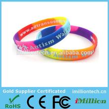 custom bracelet silicone mini special bulk usb flash drive/usb bracelet/silicone usb bracelet